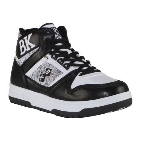 Kings SL Sneaker // White + Black (US: 7)
