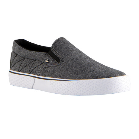 Condor Sneaker // Black + White + Black (US: 7)