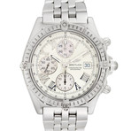 Breitling Windrider Crosswind Chronograph Automatic // A13355 // Pre-Owned
