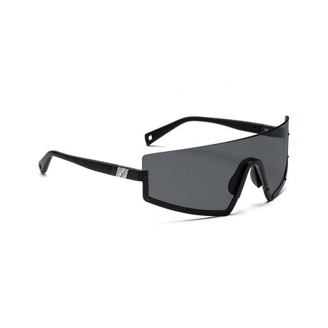 Men's STUN 04 Sunglasses // Black
