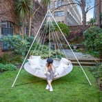 Hangout Pod Set // Hammock Bed and Stand