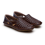 Holas Leather Sandals // Brown (US: 12)