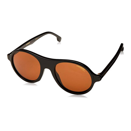 Carrera // Men's 142/S Sunglasses // Black + Brown
