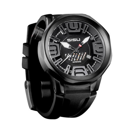 SISU Guardian Automatic // GUARDIAN-GA4-50-RB