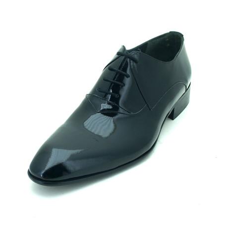 Alberto Classic Shoe // Black (Euro: 39)