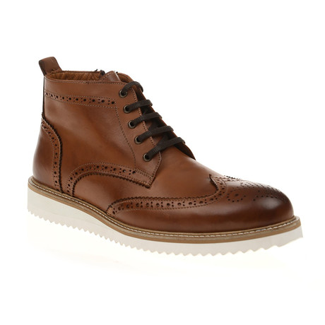 Barton Boot // Tobacco (Euro: 39)