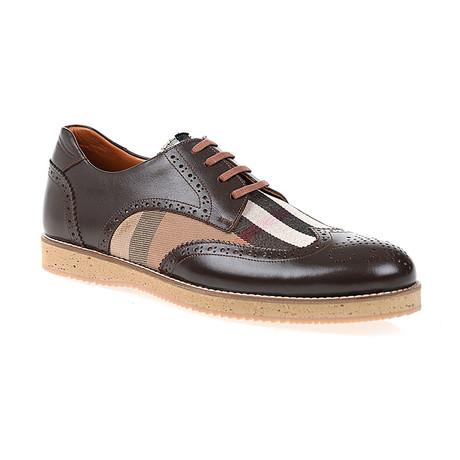 Alain Modern Shoe II // Brown (Euro: 39)