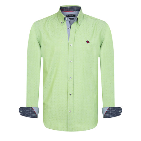 Refinish Shirt // Green (XL)