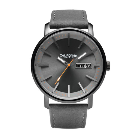 California Watch Co. Mojave Quartz // MJV-2229-10L