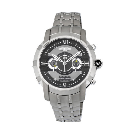Dewitt Glorious Knight Chronograph Automatic // FTV.CHR.001.S // New