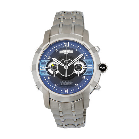 Dewitt Glorious Knight Chronograph Automatic // FTV.CHR.003.S