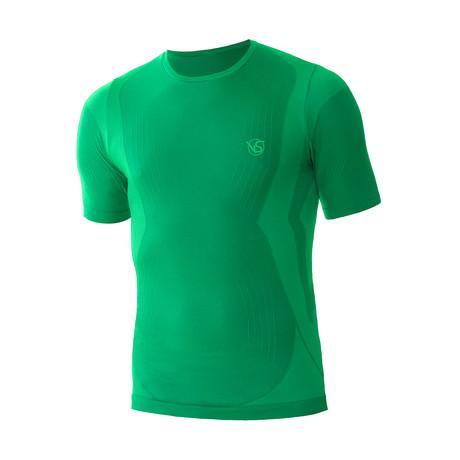 VivaSport // Senior Long Sleeve T-Shirt // Green (S/M)