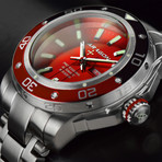 Aragon Superjet NH36 Automatic // A345RED