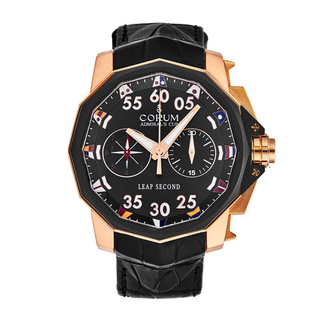 Corum Admiral's Cup Chronograph Automatic // 89593191/0001AN