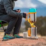 CampStove 2 with FlexLight