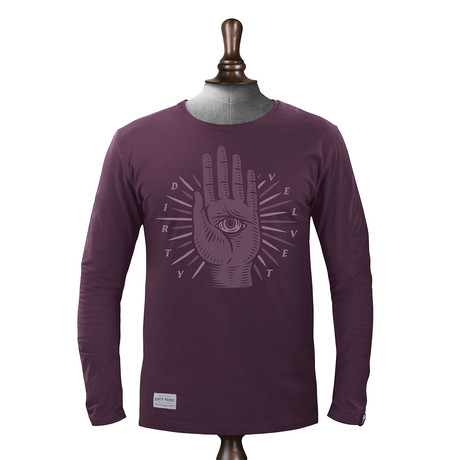The Beholder // Burgundy (XS)