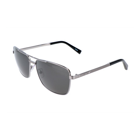 Ermenegildo Zegna // Men's EZ0031 Sunglasses // Ruthenium
