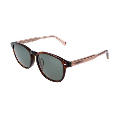 Ermenegildo Zegna // Men's EZ0005-F Sunglasses // Tortoise