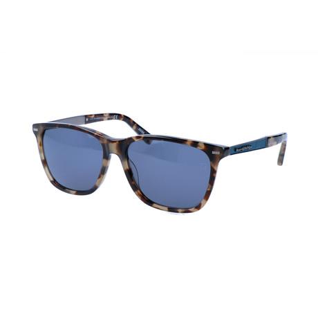 Ermenegildo Zegna // Men's EZ0023 Sunglasses // Blue Tortoise