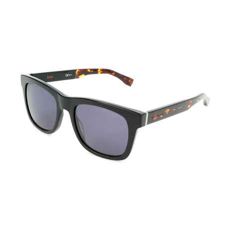 Boss Orange // Men's 0337S Sunglasses // Black + Havana