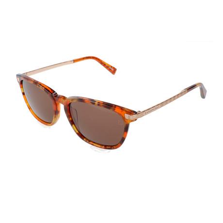 Ermenegildo Zegna // Men's EZ0039 Sunglasses // Light Tortoise