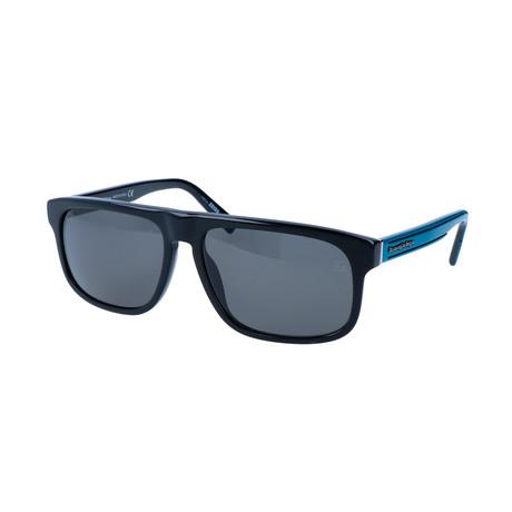 Ermenegildo Zegna // Men's EZ0003 Sunglasses V2 // Black