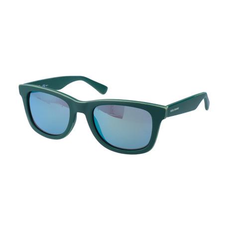 Boss Orange // Men's 0213S Sunglasses // Green