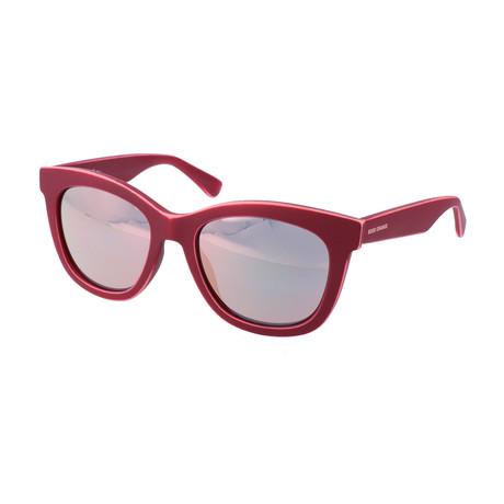 Boss Orange // Women's 0199S Sunglasses // Red + Pink