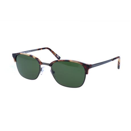 Ermenegildo Zegna // Men's EZ0047 Sunglasses // Tortoise + Gunmetal