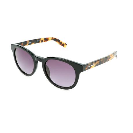 Boss Orange // Men's 0194S Sunglasses // Spotted Havana + Black Spotted Havana