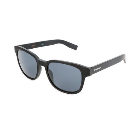 Boss Orange // Men's 0193S Sunglasses // Matte Black