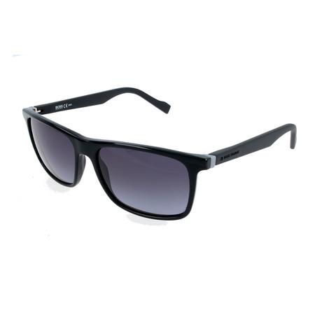Boss Orange // Men's 0174S Sunglasses // Black
