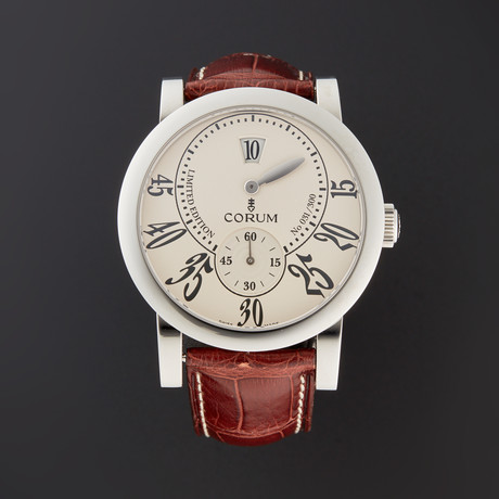 Corum Classic Jumping Hour Manual Wind // 154.201.20 // Pre-Owned