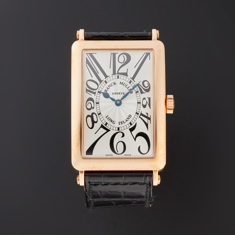 Franck Muller Long Island Automatic // 1000 SC // Pre-Owned