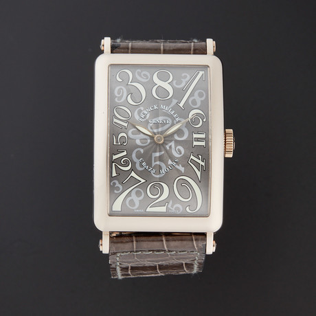 Franck Muller Long Island Automatic // 1200 CH // Pre-Owned