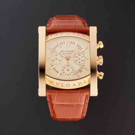 Bulgari Assioma Chronograph Automatic // AA48GCH // Pre-Owned