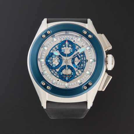 CVSTOS Challenge-R50 Chronograph Automatic // Pre-Owned