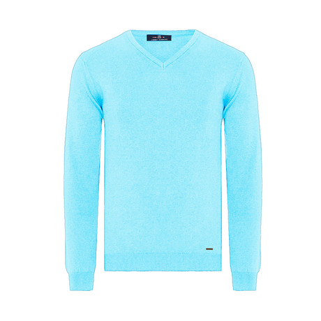 Zolia Sweater // Baby Blue (S)