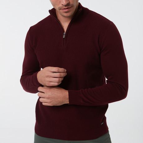Kane Sweater // Bordeaux (S)