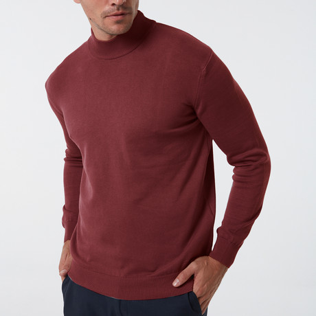Viggo Sweater // Bordeaux (S)