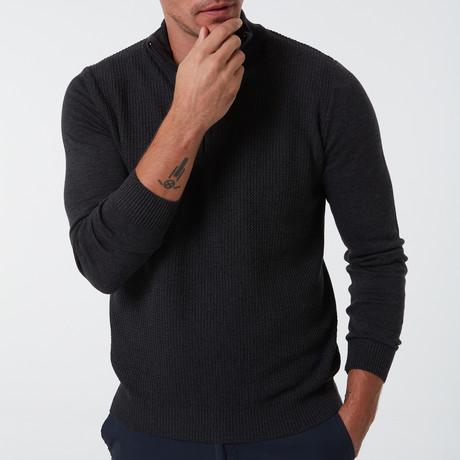 Kane Sweater // Anthracite (S)