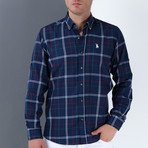 Harley Shirt // Dark Blue (X-Large)