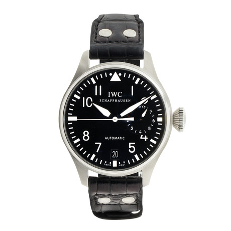 IWC Big Pilot 7-Day Power Reserve Automatic // IW5004-01 // Pre-Owned