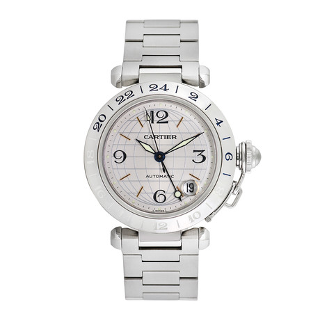 Cartier Pasha C Automatic // 2377 // Pre-Owned