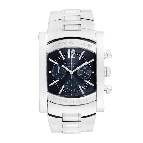 Bulgari Assioma Chronograph Automatic // AA48SCH // Pre-Owned