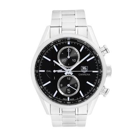 Tag Heuer Carrera Calibre 1887 Chronograph Automatic // Pre-Owned