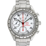 Omega Speedmaster Date Chronograph Automatic // Pre-Owned