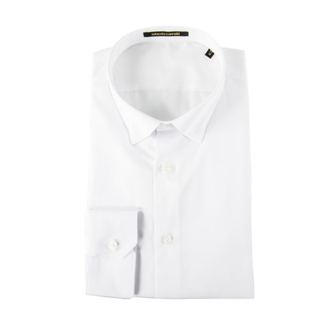Marino Slim Fit Dress Shirt // White (US: 14.5R)
