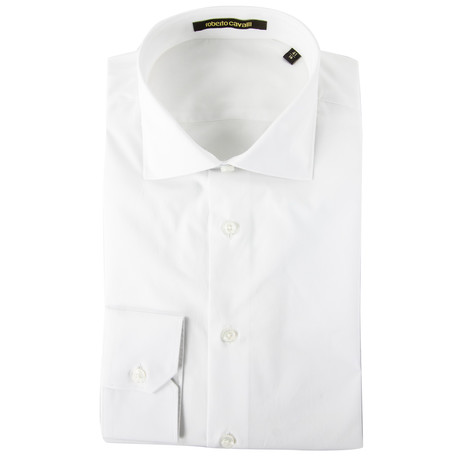 Andrea Comfort Fit Dress Shirt // White (US: 15R)