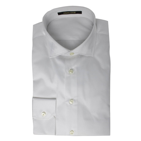 Devin Comfort Fit Dress Shirt // White (US: 15R)